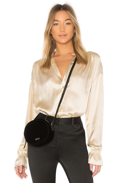 FRAME shirt cream top