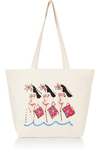 bag canvas bag tote bag canvas tote beach bag summer