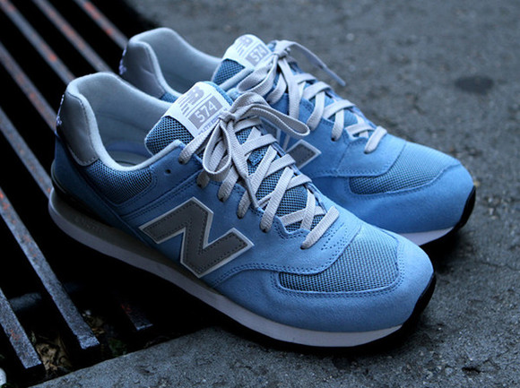 pastel pastel blue new balance new balance 574