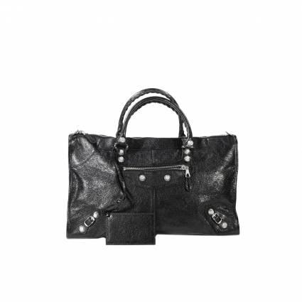 Handbag Balenciaga Woman | Handbag work classic giant with studs metal | BALENCIAGA 285451 D94JN - Giglio Fashion Store