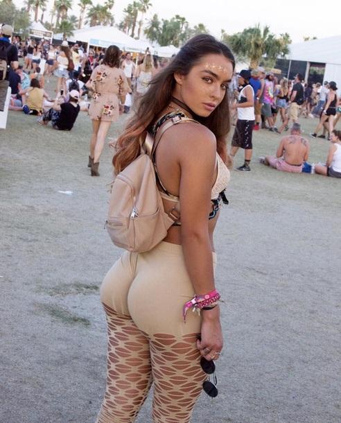 Amateur latina likes cum on her titties 8