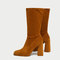 Corduroy high heel ankle boots - ankle boots-shoes-woman   zara macedonia
