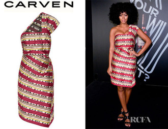 dress carven carven dress solange knowles