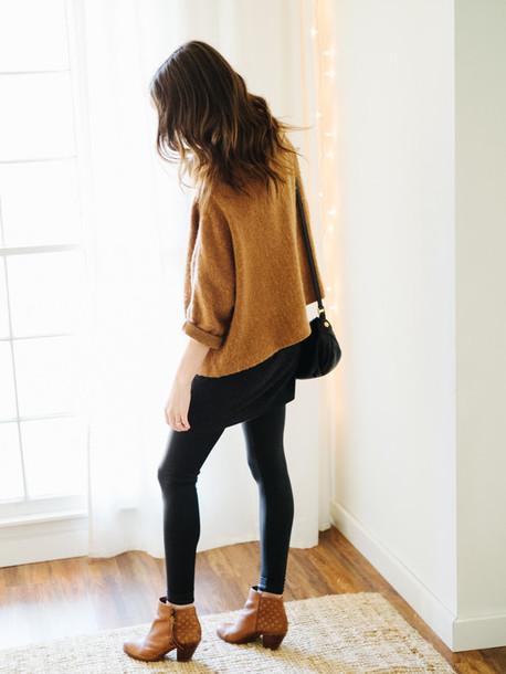 Yellow Black Skirt 35