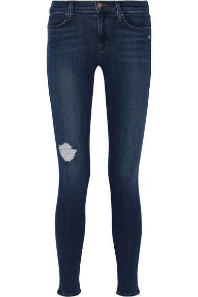 J Brand|620 Super Skinny mid-rise jeans|NET-A-PORTER.COM