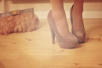 shoes beige heels beige shoes platform shoes heels high heels