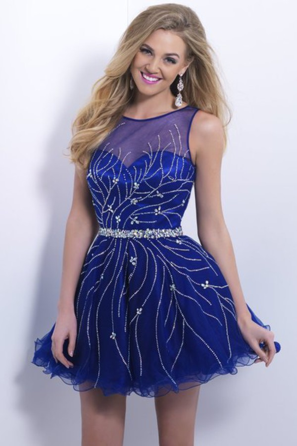 royal blue dress 2014 homecoming dress short party dresses applique dressse 2014 short dress cocktail blue dress 2014