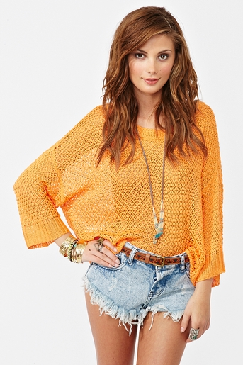 Beach day knit  in  collections easy breezy at nasty gal
