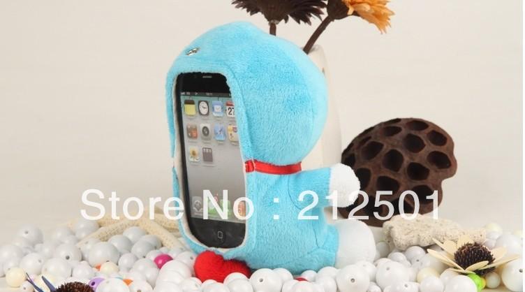Livraison gratuite 3d rilakkuma portent& lilo stitch idoll pour iphone 4 4s 4g cartoon peluche idoll cas dans de sur Aliexpress.com