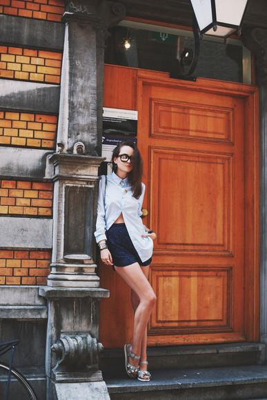 style scrapbook shoes bag sunglasses jewels