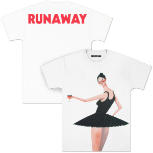 Kanye West T-Shirts  | Kanye West Ballerina T-Shirt | Shop the Kanye West Official Store