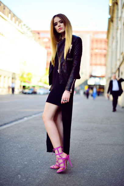 Dress Kayture Jewels Shoes Jacket Wheretoget