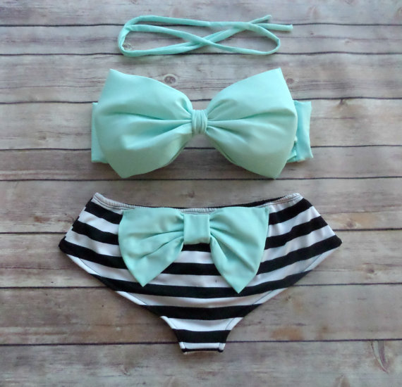 Cheeky boy short style swimwear