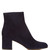 Margaux block-heel suede ankle boots