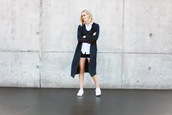 adenorah,shorts,shoes,coat,blouse