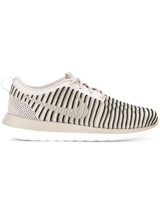 women sneakers nude cotton shoes