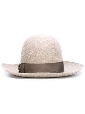 bow women hat nude