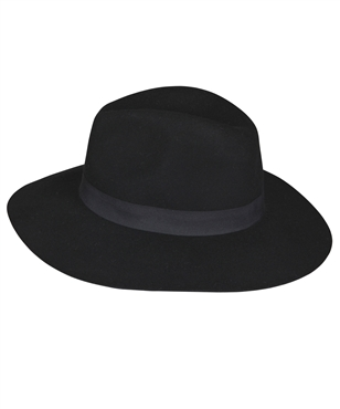 CANDIDATE CLASSIC FELT FEDORA | Hats | Accessories | Shop Womens | General Pants Online