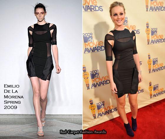 2009 MTV Movie Awards - Best Dressed » Red Carpet Fashion Awards