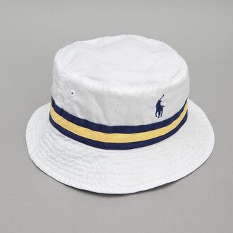 hat bucket hat ralph lauren polo ralph lauren italia