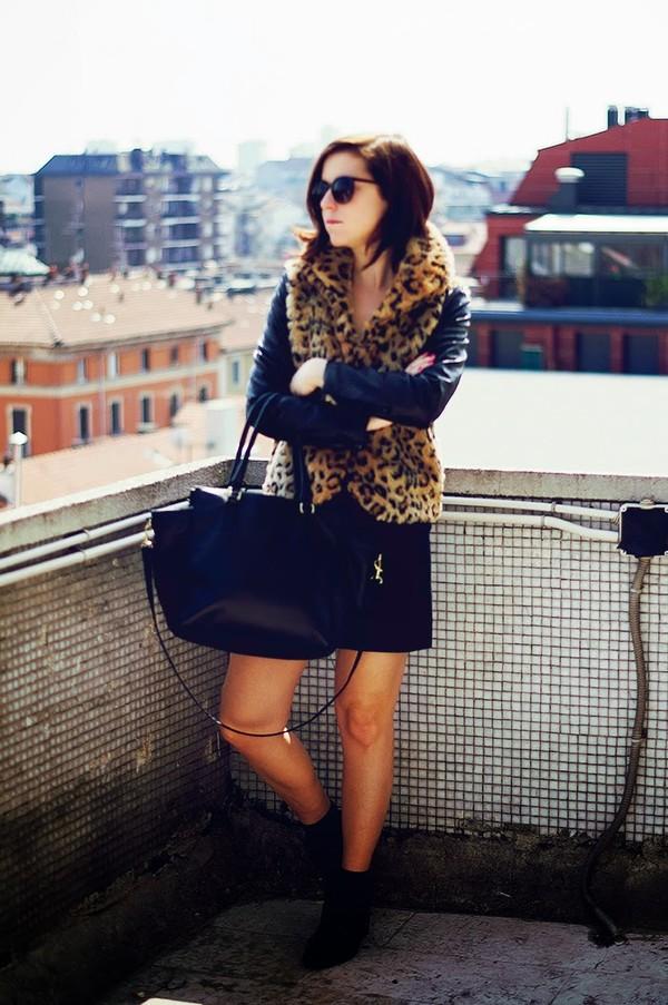 once upon a time jacket dress bag sunglasses shoes