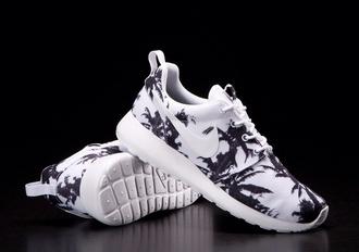 shoes nike rosh run palm tree nike shoes