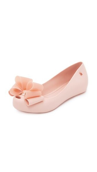 sweet light pink light flats pink shoes
