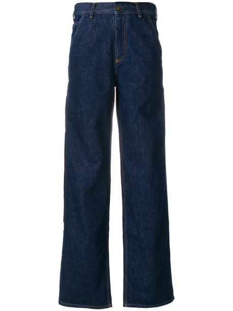 PORTS jeans women cotton blue