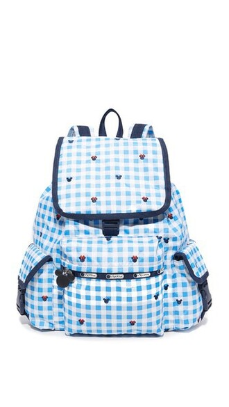 bows disney backpack bag