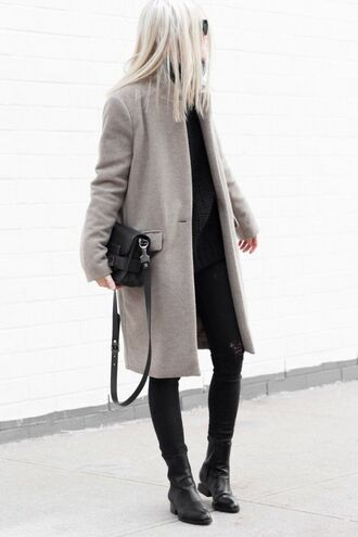 coat mango wool coat winter coat grey coat minimalist