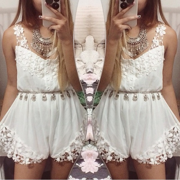 jewels romper