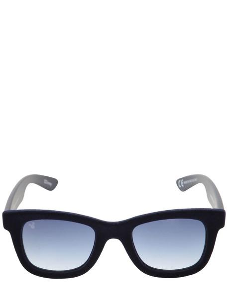 disney sunglasses velvet blue