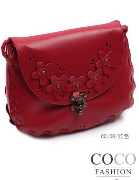 red bag bag ladies ba handbag