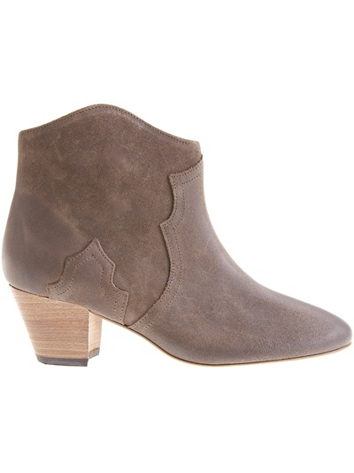 Isabel Marant 'the Dicker' Boot - Mcmarket Biarritz - Farfetch.com