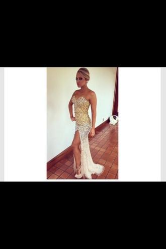 glitter dress glitter ball gown dress diamonds evening dress