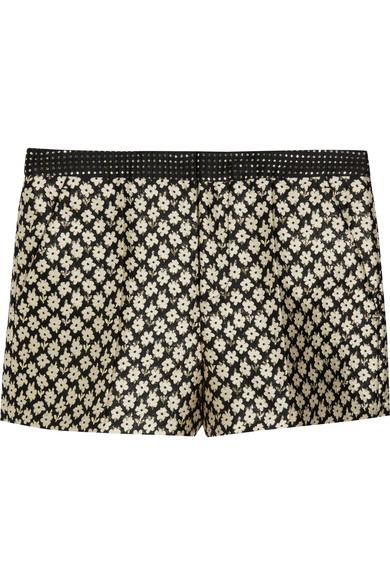 Jacquard shorts