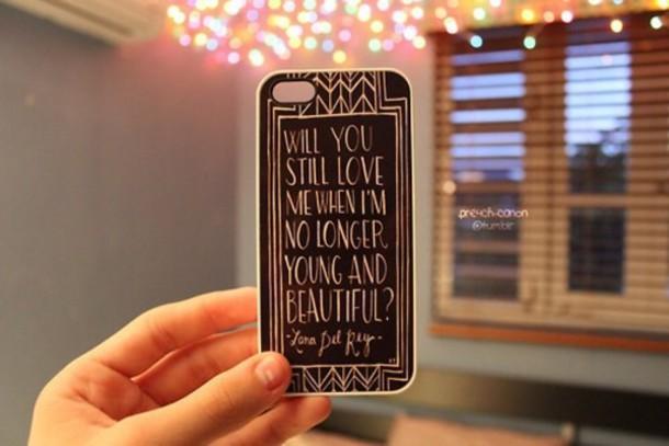 iphone cover phone cover iphone 5 case phone cover lana del rey jewels