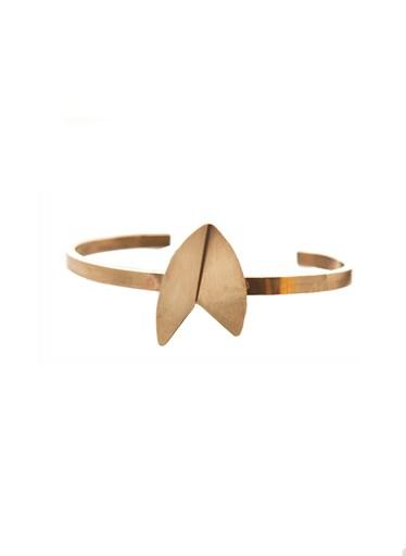 Bracelet Sahara - Feuille Grande - Quatre Jewelry - QUATRE JEWELRY