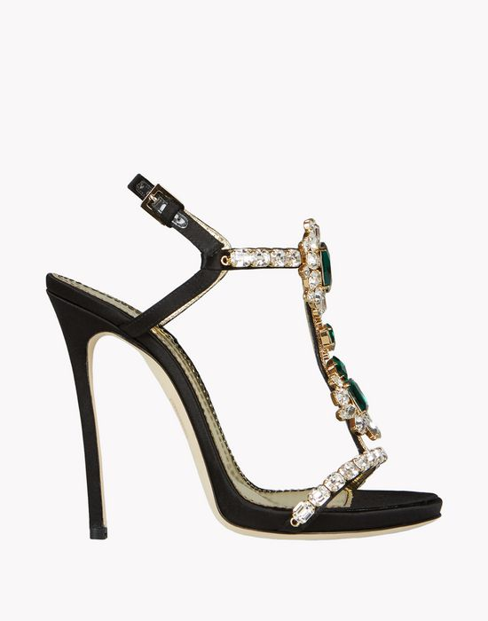 Queen Mary Sandals - High Heeled Sandals Women - Dsquared2 Online Store