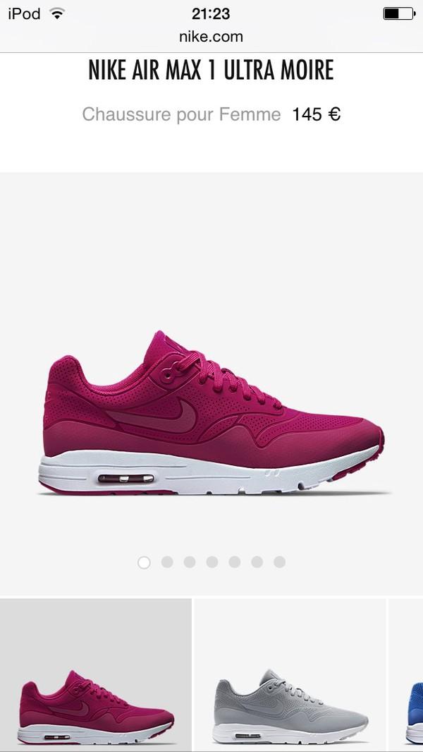 shoes nike ultra moire nike.com nie air low top sneakers nike nike air max 1 purple