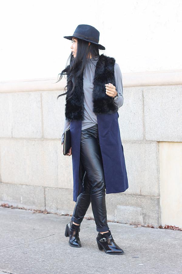 fashion of a novice pants jacket shoes hat