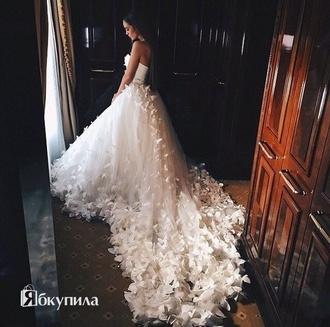 dress white fashion wedding wedding dress vintage wedding dress
