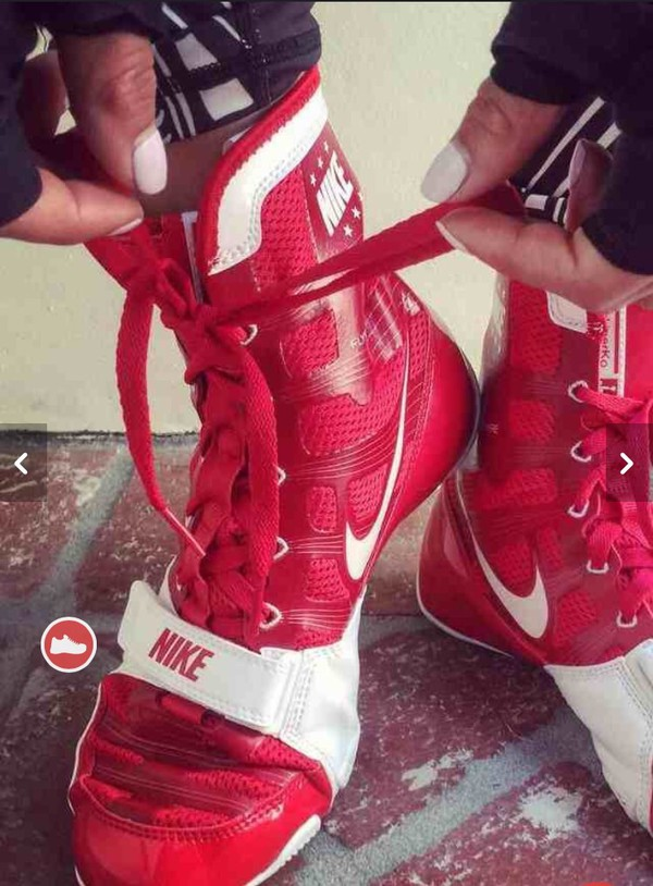 Boxing Shoes Nike Hyperko 634923600 Fighters Inc