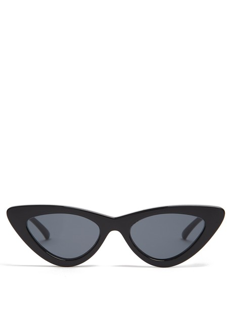 Le Specs lolita sunglasses black