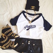 shoes,gold chain,leather,baseball,jersey,wegdes,shirt,shorts,hat,jewels,high top sneakers,leather shorts,tiger chain,players shirt,baseball shirt,t-shirt,gold,i heart boys,basketball,basketball jersey,basketball t-shirt,players,graphic tee