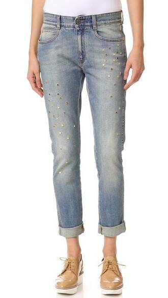 jeans boyfriend jeans pale boyfriend blue