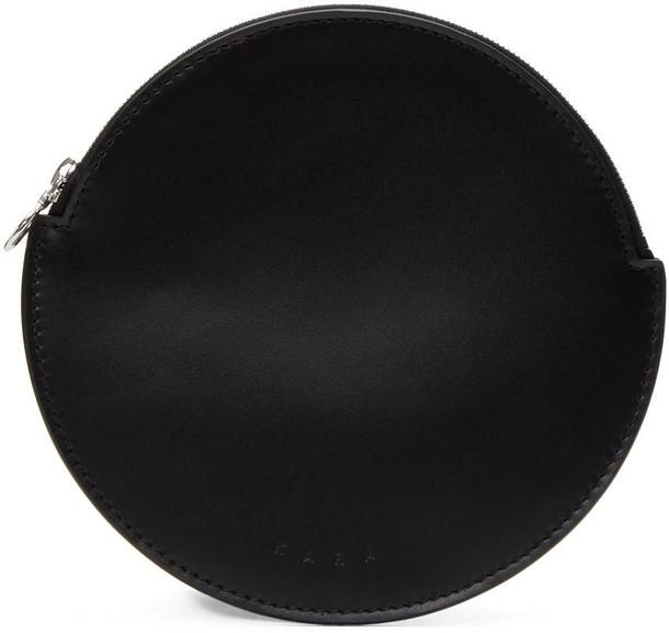 kara pouch black bag