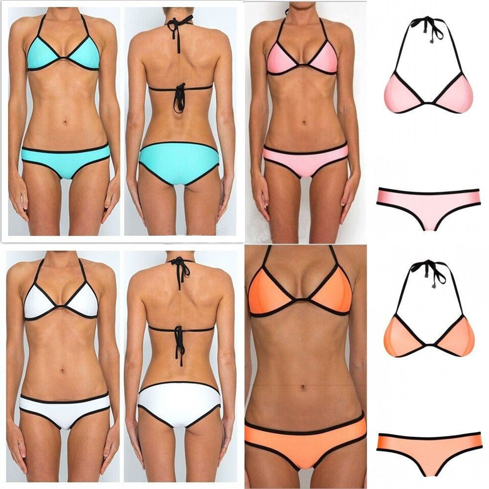 Solid color bikini's · summah breeeze · online store powered by storenvy