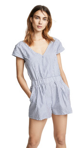 romper,stripes