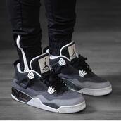 shoes,jordans,grey,sportswear,basketball shoes